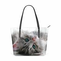 bolsos estampados de gatitos